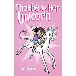 Picture Books About Unicorns, Phoebe and her Unicorn