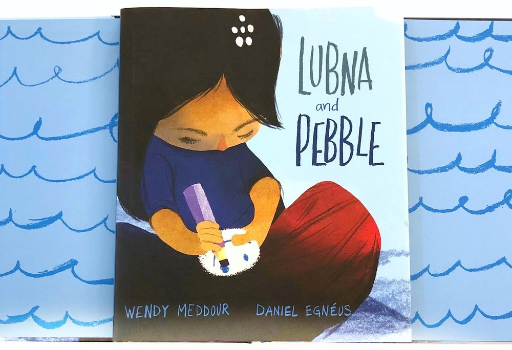 Children's Books About refugees, as well as a brilliant picture books about friendship, the new Lubna and Pebble stuns and shines!