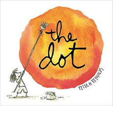 Growth Mindset books for kids, The Dot