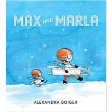 Growth Mindset Books for Kids, Max and Marla