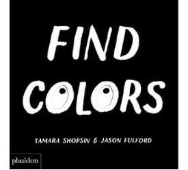 Best Board Books, Find Colors