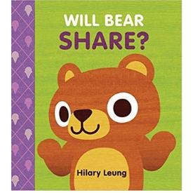 Best Board Books, Will Bear Share