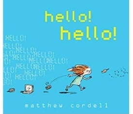 teaching media literacy, good digital citizenship, and Digital Rights and Responsibilities with hello hello