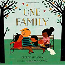 Children's Books About Family Diversity, One Family