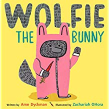 Children's Books About Family Diversity, Wolfie the Bunny