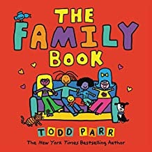 Children's Books About Family Diversity, The Family Book