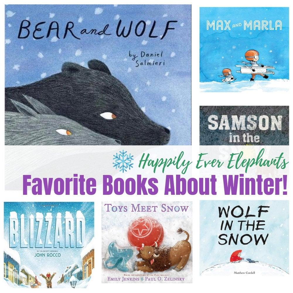 Winter Books for Kids!
