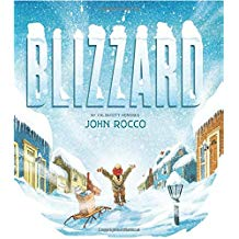 Winter Books for Kids, Blizzard John Rocco