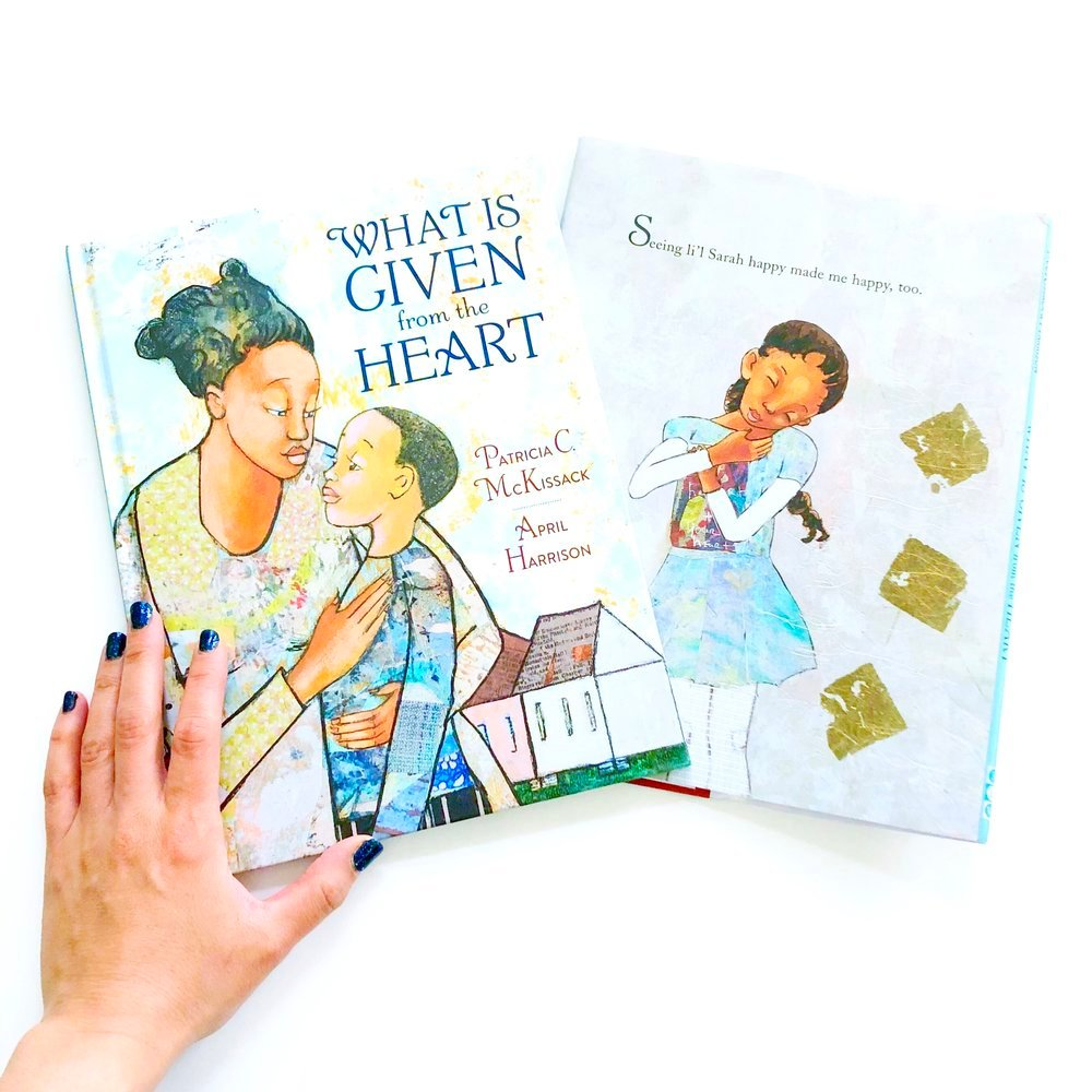 Children's Books About Empathy, What is Given from the Heart