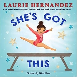She's Got This Children's Books About Sports
