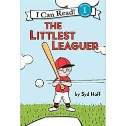 Children's Books About Sports, The Littlest Leaguer