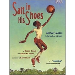 Salt in his Shoes Children's Books About Sports
