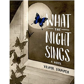 What the Night Sings Vesper Stamper Sydney Taylor Award Best Book for Teens Honoring the Jewish Experience