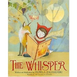 Children's Books About Imagination The Whisper