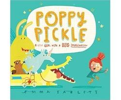 Children's Books About Imagination Poppy Pickle