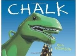 Children's Books About Imagination Chalk