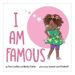 Children's Books About Imagination, I am Famous