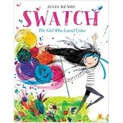 Children's Books About Imagination, Swatch