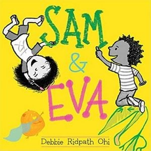 Children's Books About Imagination, Sam and Eva