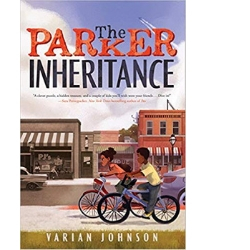 Novels for Tweens the parker inheritance