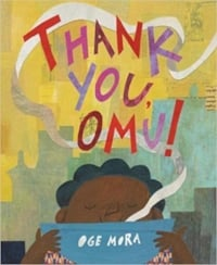 Thank you omu best books for kids