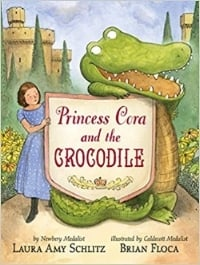 Easy Chapter Books and 1st grade books, Princess Cora and the Crocodile