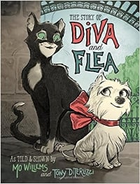 Easy Chapter Books and 1st grade books, The Story of Diva and Flea