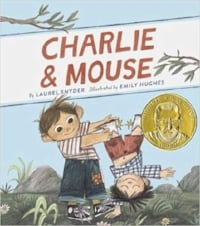 Easy chapter books and 1st grade books, Charlie and Mouse