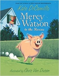 Easy Chapter Books and 1st grade books, Mercy Watson