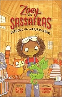 Easy chapter books and 1st grade books, Zoey and Sassafras
