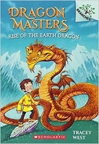 Easy Chapter Books and 1st grade books, Dragon Masters!