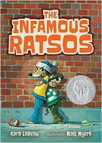Easy Chapter Books and 1st grade books, The Infamous Ratsos