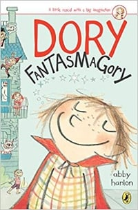 easy chapter book and 1st grade books, Dory Fantasmagory