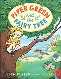 Easy Chapter Books and 1st grade book, Piper Green and the Fairy Tree