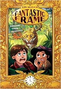 easy chapter books and 1st grade books, Fantastic Frame