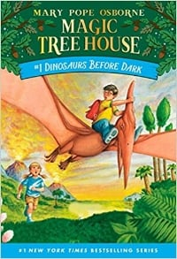 Easy chapter books and 1st grade books, Magic Tree House series