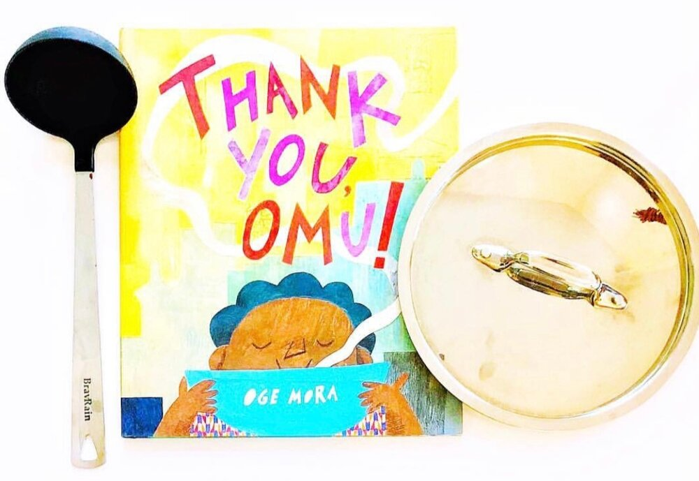 THANK YOU, OMU! Activity