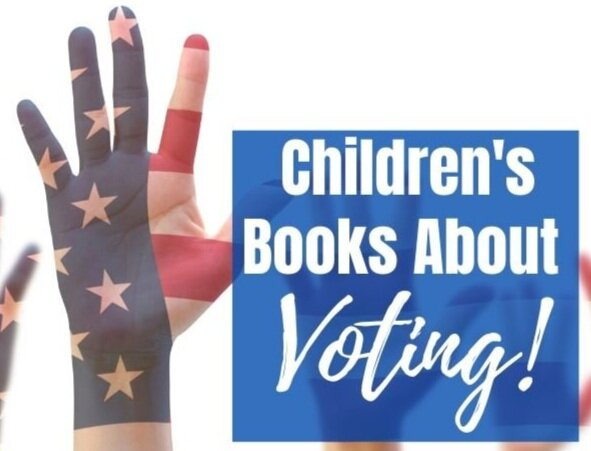 Children's Books About Voting!