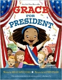 Children's Books About Voting, Grace for President