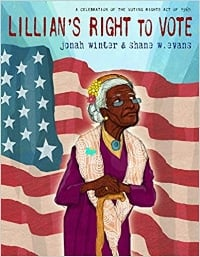 Children's Books About Voting, Lillian's Right to Vote