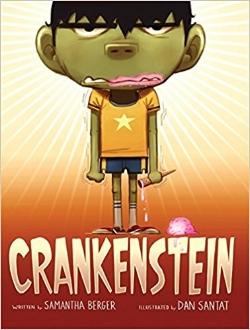Children's Books About Monsters, Crankenstein
