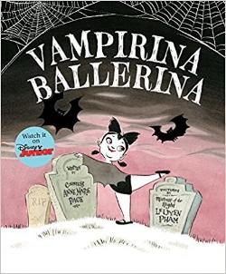 Children's Books About Monsters, Vampirina Ballerina