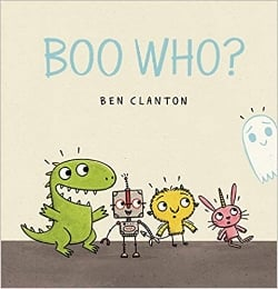 Children's Books About Monsters, Boo Hoo?