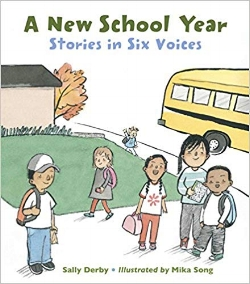 First day of school books, A New School Year