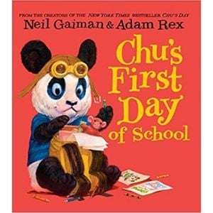 First day of School Books, Chu's First Day of School