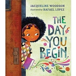 First day of School Books, The Day You Begin