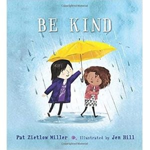 First Day of School Books, Be Kind