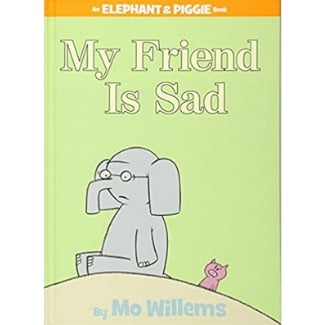 Picture Books About Friendship, My Friend is Sad