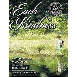 Picture Books About Friendship, Each Kindness