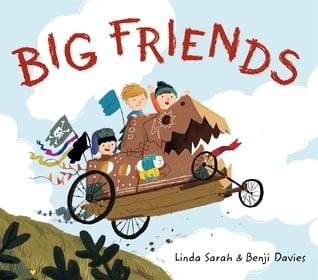 Picture Books About Friendship, Big Friends